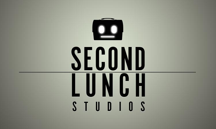 Second Lunch Studios Stacked Logo